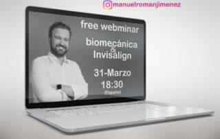 Biomecánica Alineadores Invisalign Spark