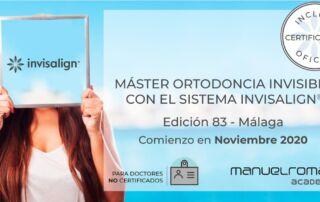 master ortodoncia invisible 83 edicion